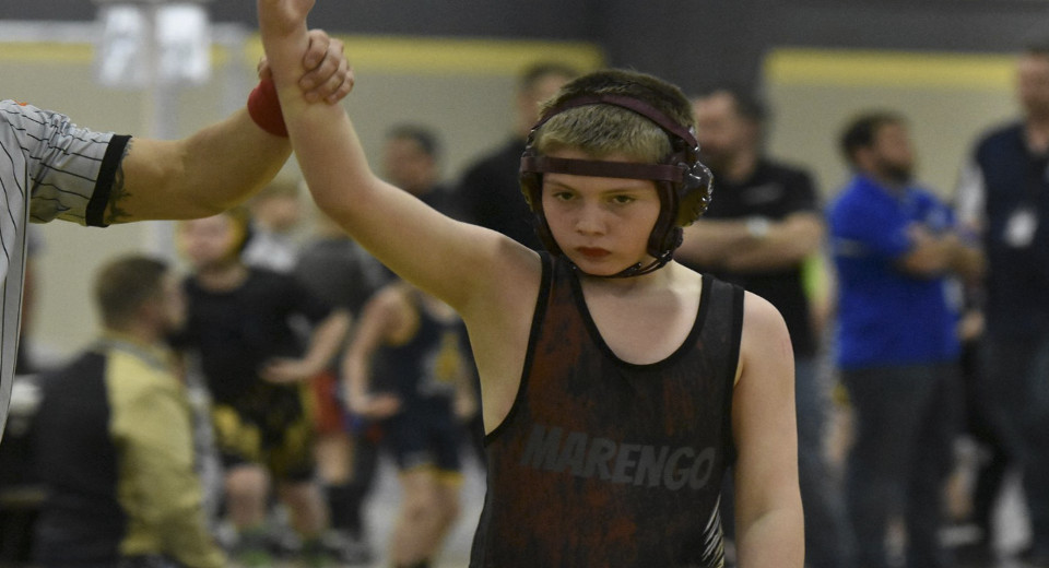 Wrestling Develops